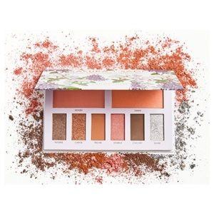Sakura + Sage Vegan Eyeshadow & Blush Palette